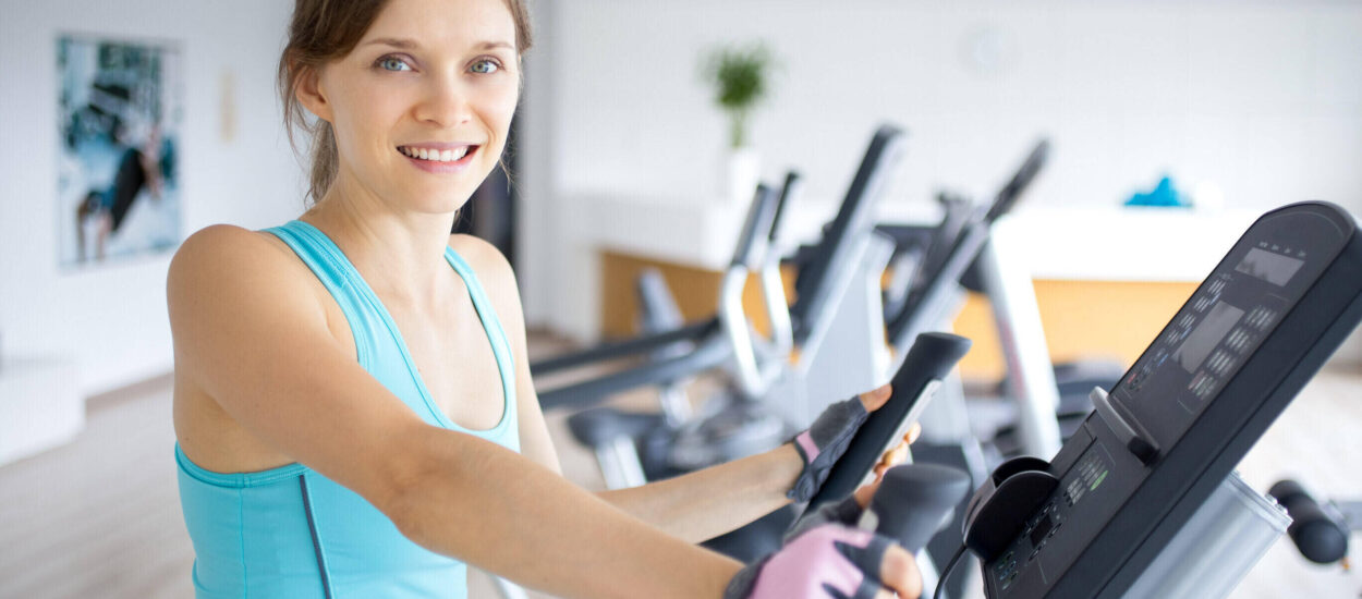 What is a stepper sports machine?