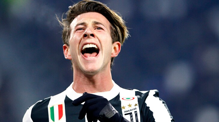 Bernardeschi; Juventus third patient of corona