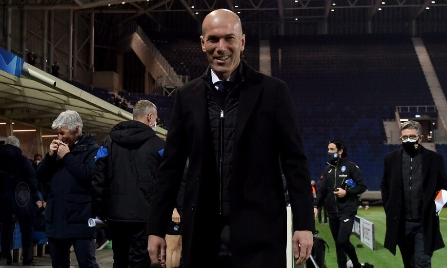 Zidane's interesting reaction to the possibility of his return to Juventus