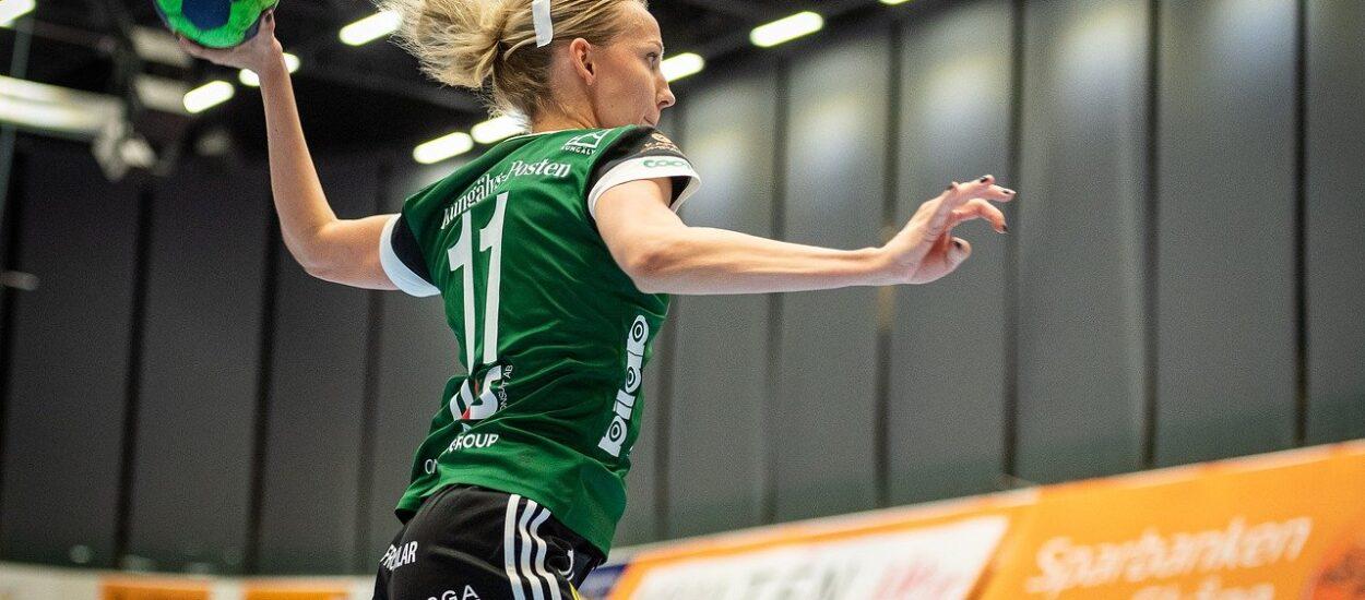 Physical fitness exercises for handball