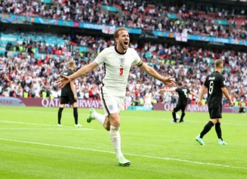 The traditional battle between England vs. Germany