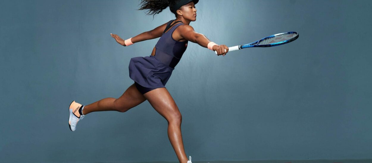 Naomi Osaka is a home hope