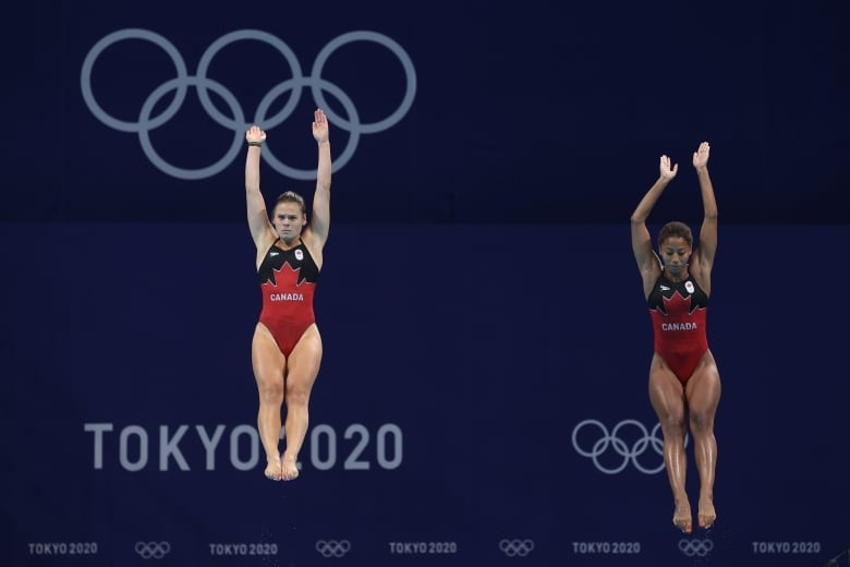 Abel and Citrini-Beaulieu achieved silver at Tokyo Olympics