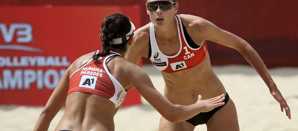 Humana-Paredes, Pavan, these Canadian medal hopefuls