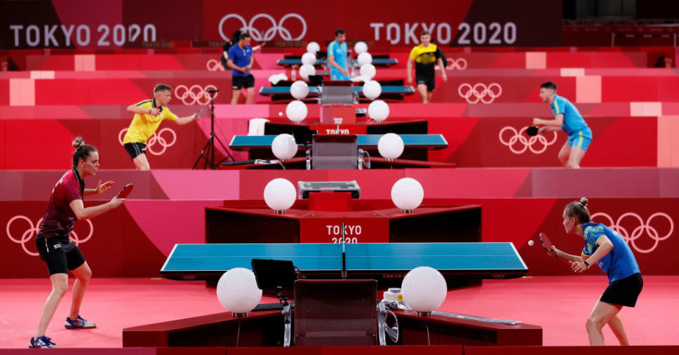 The next table tennis players at 2020 Olympics