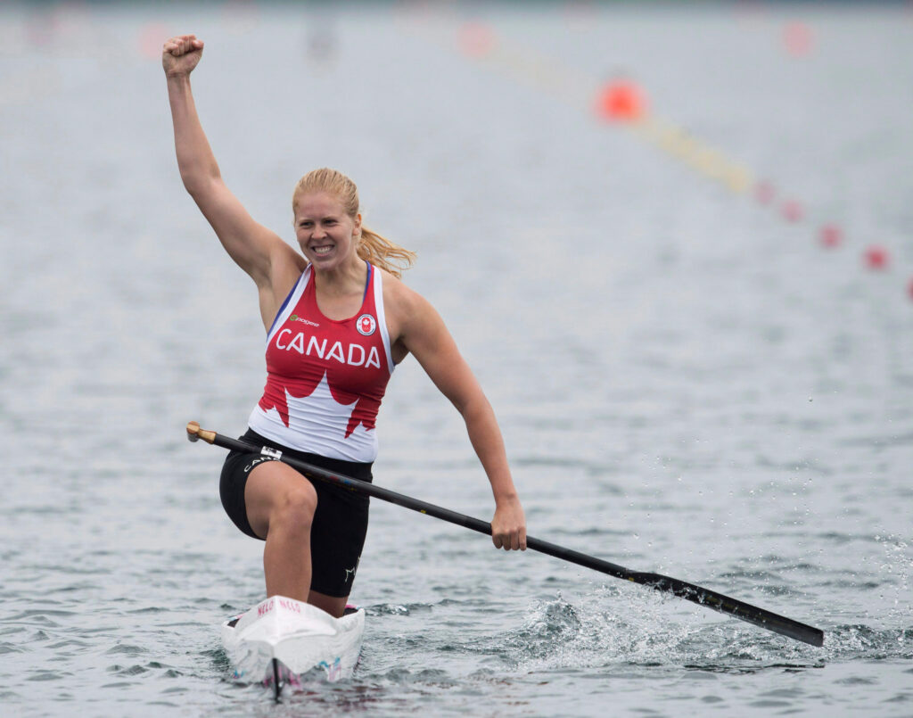 Lapointe and Vincent try to win in Olympic canoe