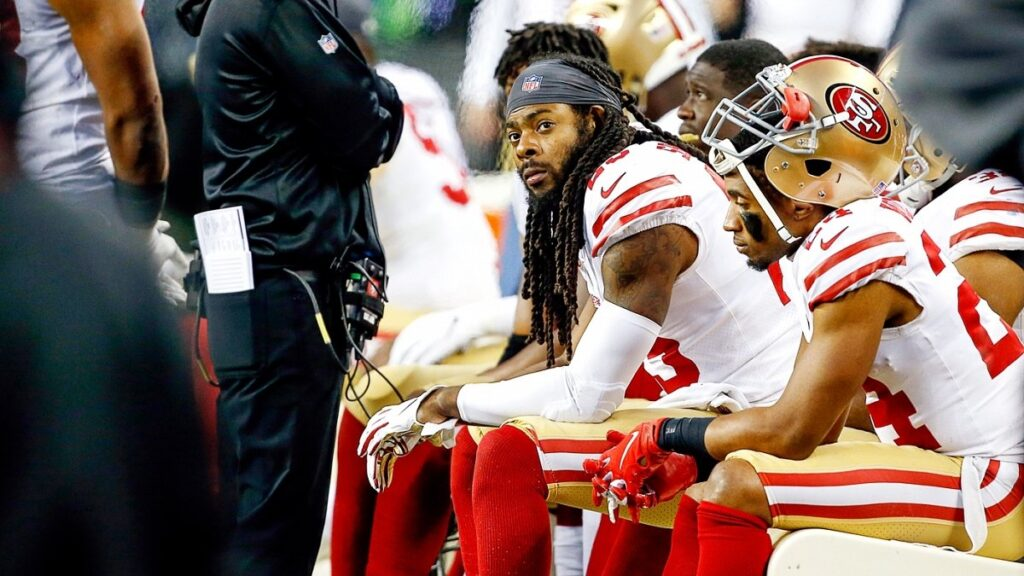 Richard Sherman is released without bail
