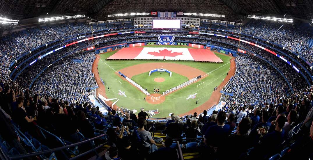 Fans will have to follow the protocols at Blue Jays' first home game