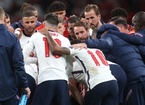 England, Southgate, Euro 2020, Denmark, final