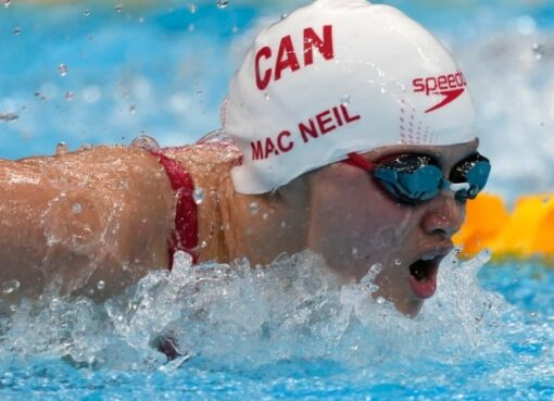 Canadian swimmers are continuing pool party in Rio