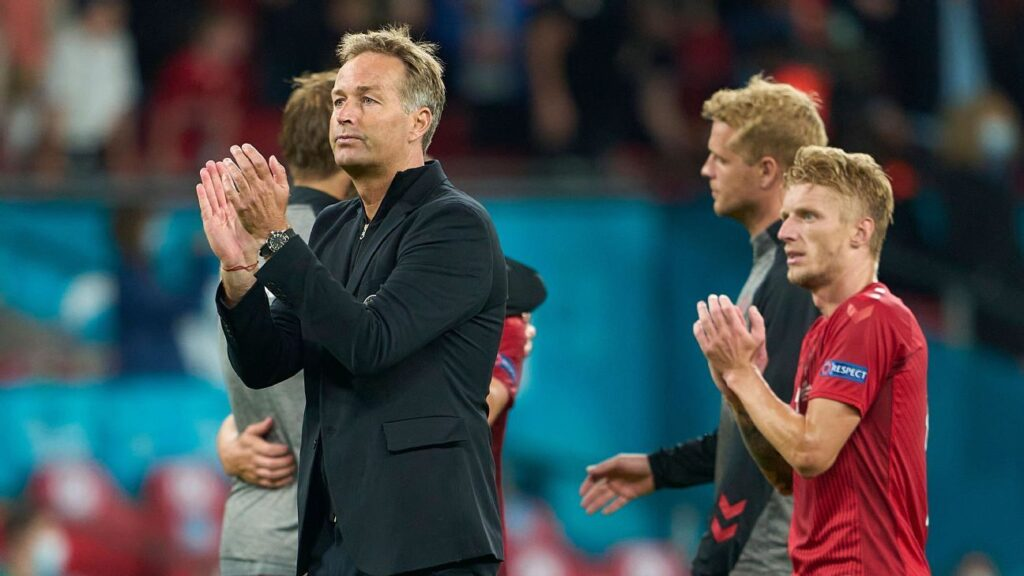 Denmark is both disappointed and hopeful as it exits Euro 2020