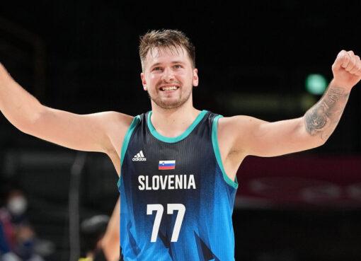Slovenia defeats Argentina having Luka Doncic