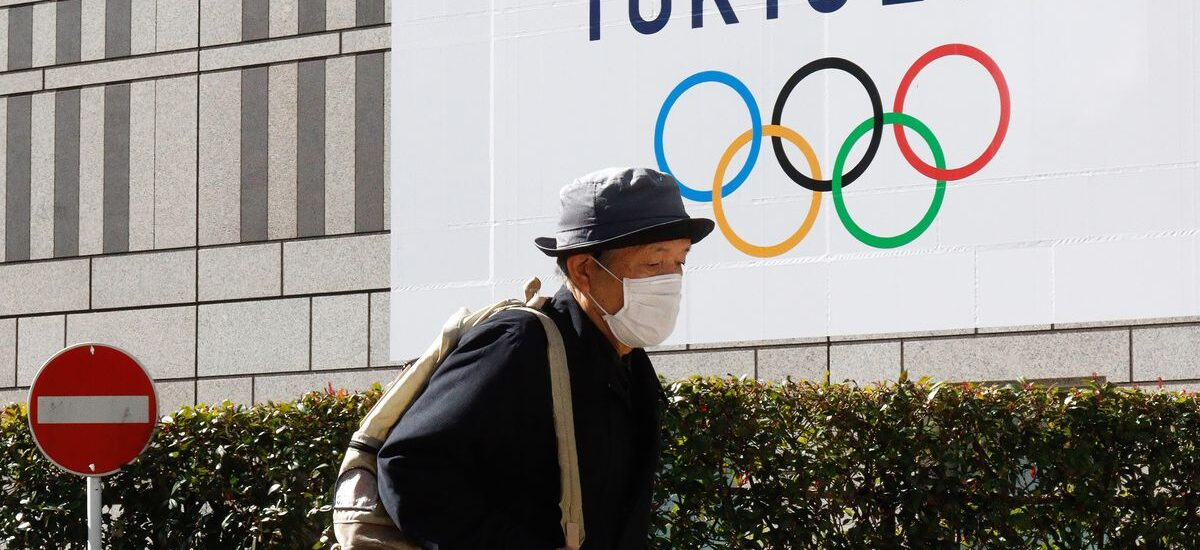 The story of Tokyo and the Olympics