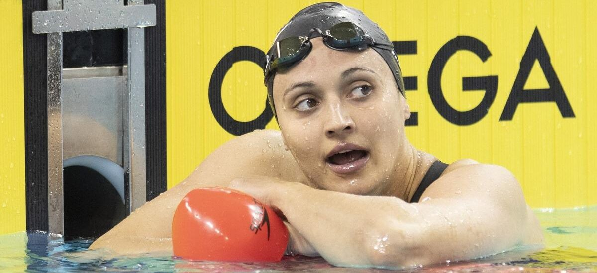 Masse lost the Olympic record for backstroke