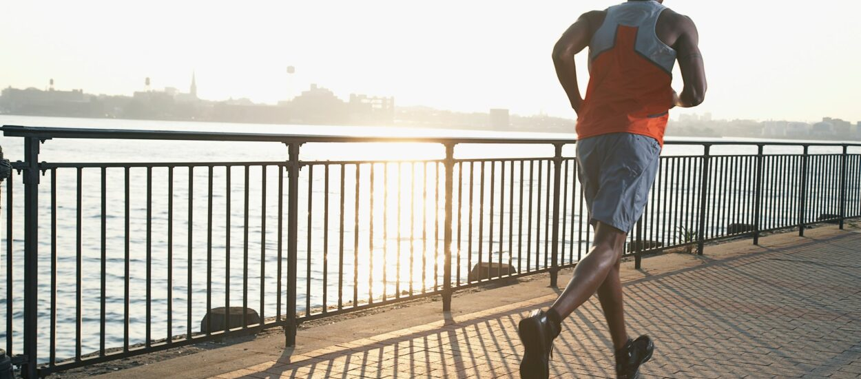 Why do you feel pain in your back after running?