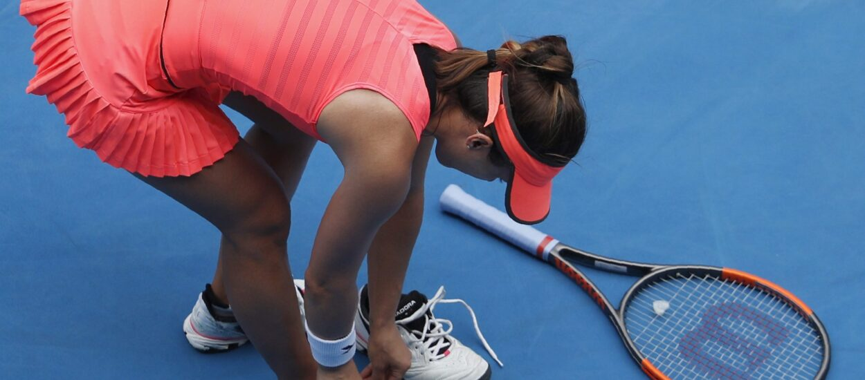 Everything about Tennis players shin injury