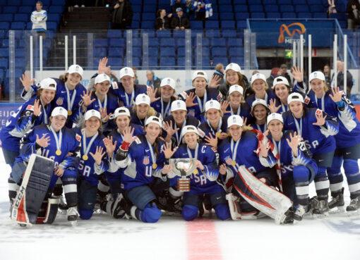 2021 IIHF World women's Championship